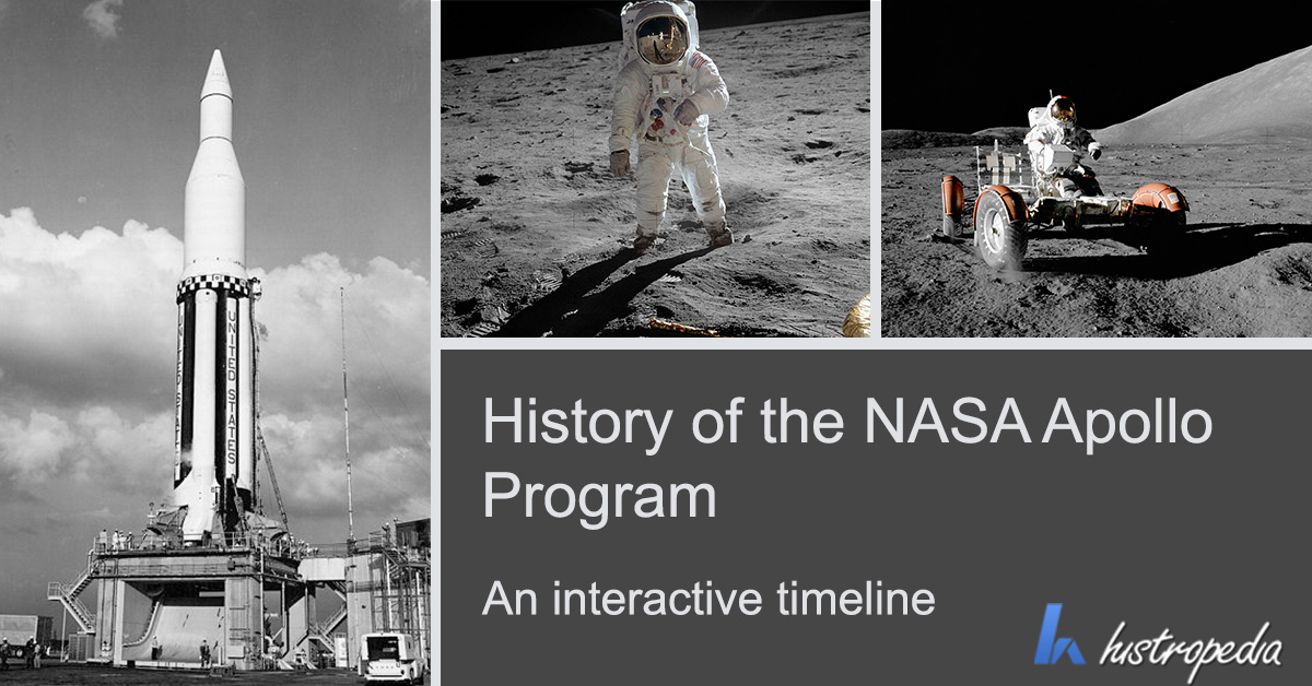 nasa apollo missions timeline - photo #5